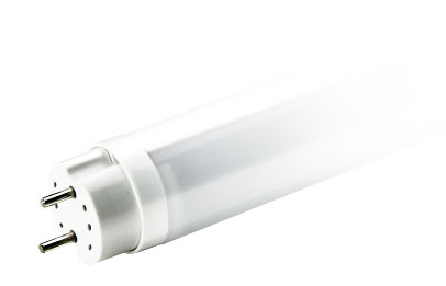 Commercial LED tube lighting